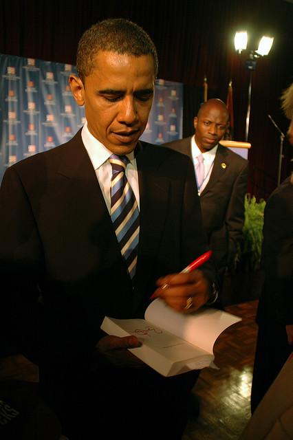 Photo credit: Barack Obama (Creative Commons)