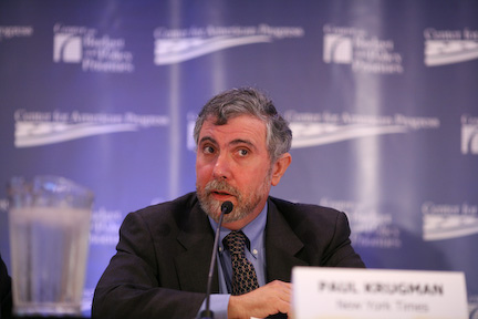 Paul Krugman SC Krugman Sinks His Teeth Into Republicans Who Reject Obama Nomics
