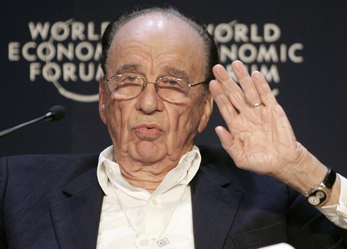 Rupert Murdoch SC Koch Brothers vs. Rupert Murdoch:The Fight for Tribune Newspapers Is On