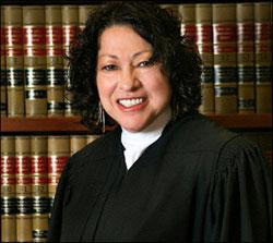 Sonia Sotomayer SC