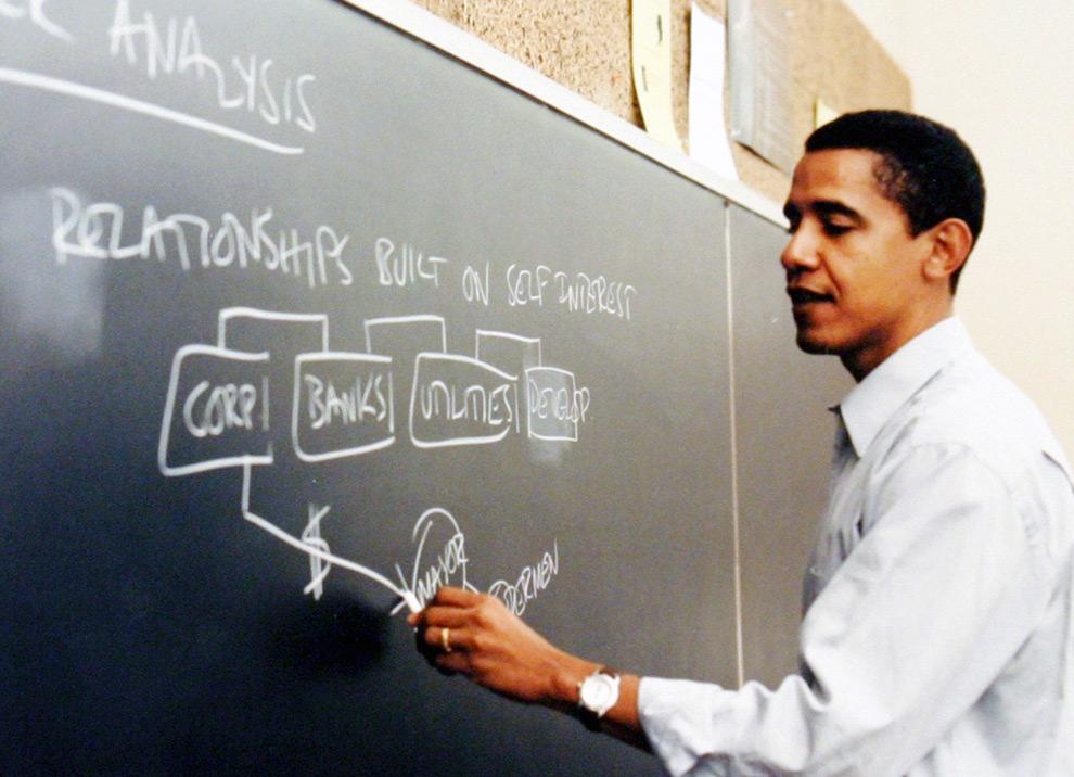 Obama Alinsky