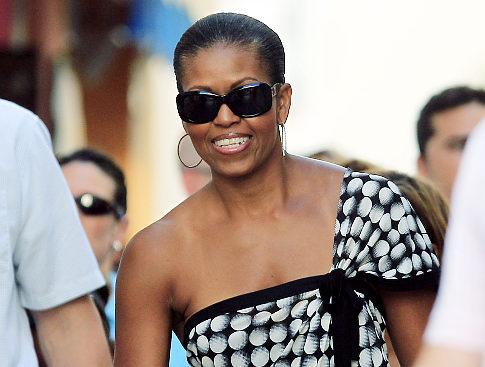 Spain Michelle Obama