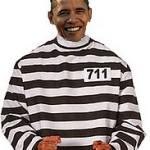 Obama Jailbird