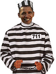 Obama Jailbird Whos The Real Felon, Mr. Obama?