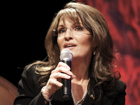 Tea Party Palin