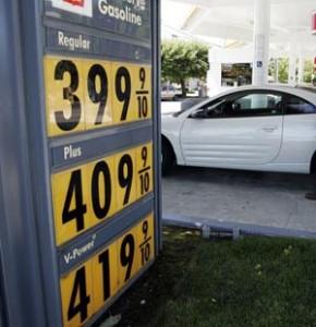 High Gas Prices SC