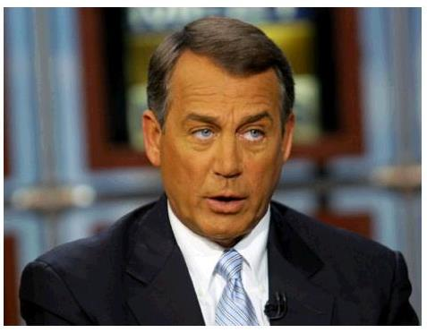 john boehner orange John Boehner To Halt Fast And Furious Investigation, Sell Out To Holder And White House