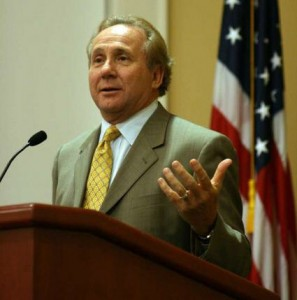 Michael Reagan 2 297x300 When Will It Stop?
