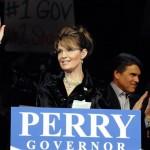 Rick Perry,  Sarah Palin