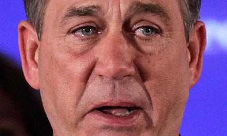 Were Watching You, Speaker Boehner