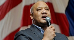 Andre Carson, a member of the Black Caucus, who recently said that the Tea Party wanted to hang blacks on trees.