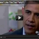 Tea Party vs Occupy