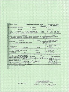 453px President Barack Obamas long form birth certificate 226x300 Finally, A Court Attempts To Learn If Obama Is Eligible