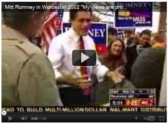 Romney a progressive