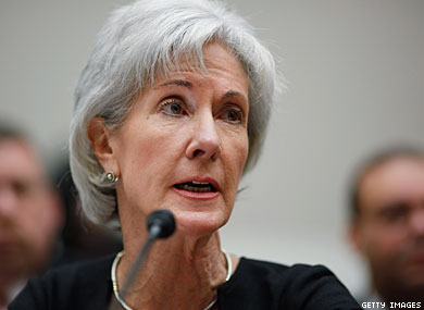 kathleen sebelius6544 Obama Diktat Not About Birth Control, Just Control