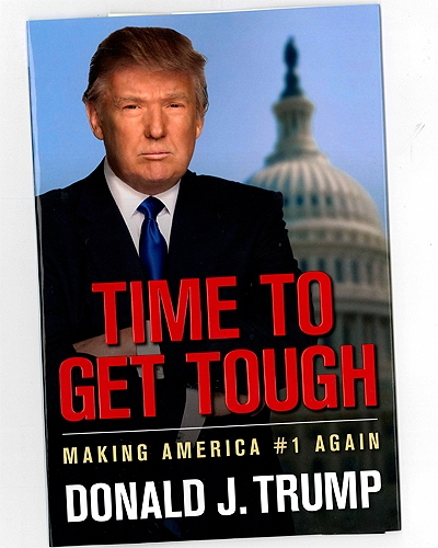 Trump Book Details His New Plan To Be President
