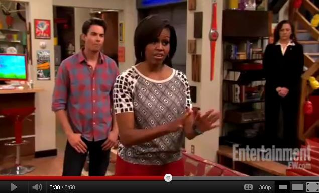 Vid-MichelleObamaCallMeYourExcellency