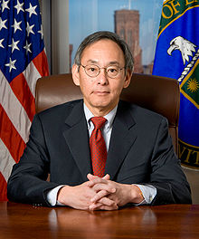220px Steven Chu official DOE portrait Energy Secretary Chu Should Resign