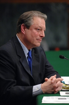 Al Gore SC Gore compares global warming skeptics to An alcoholic father