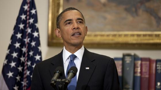 Barack Obama 5 SC