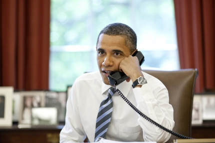 Barack Obama Phone SC Intelligence and National Security Priorities