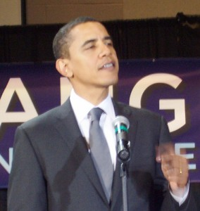Barack Obama speech 12 SC 284x300 Why Obamas Confirmed Forgeries Are Not Going Away