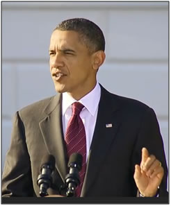 Barack Obama speech 7 SC Obama's DOJ can kill American citizens with fuzzy intel