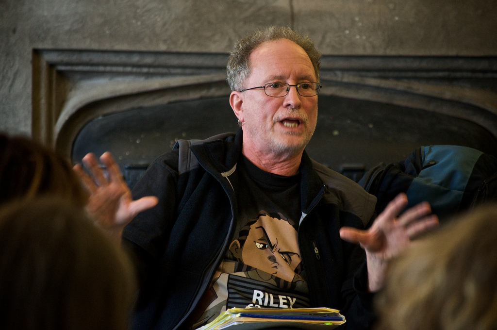 Bill Ayers Bill Ayers and His Media Groupies