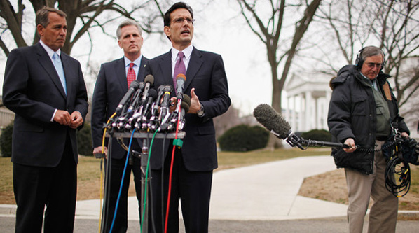 Cantor Boehner Republican Congress SC