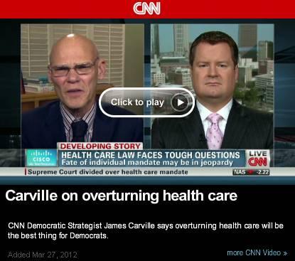 Carville CNN