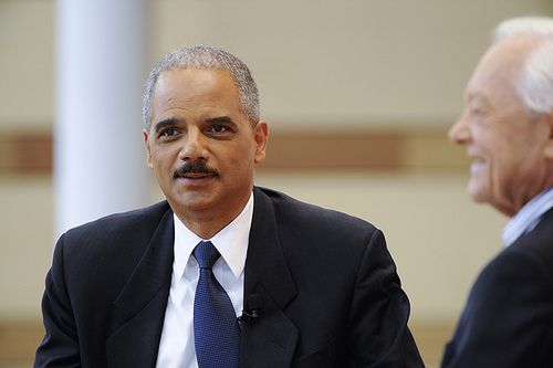 Eric Holder 10 SC Holder Above The Law?