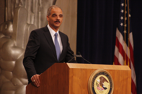Eric Holder 11 SC The Continuing, Sad Saga Of Fast And Furious