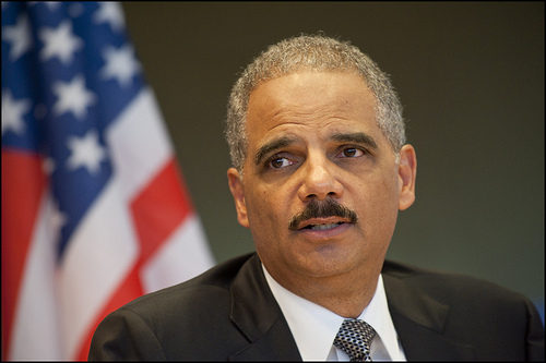 Eric Holder 13 SC Training Ground for Eric Holder's Fast and Furious Cover up, Part 1