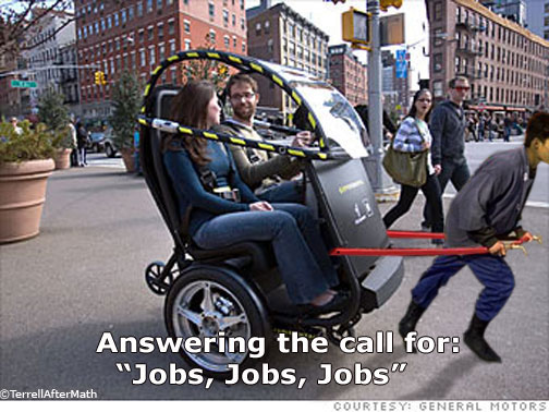 GM Jobs Jobs Jobs SC The Unintended Consequences Of Yet Another Liberal Policy