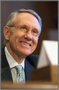 Harry Reid SC 198x300 Shutdown looms as Senate volleys continuing resolution
