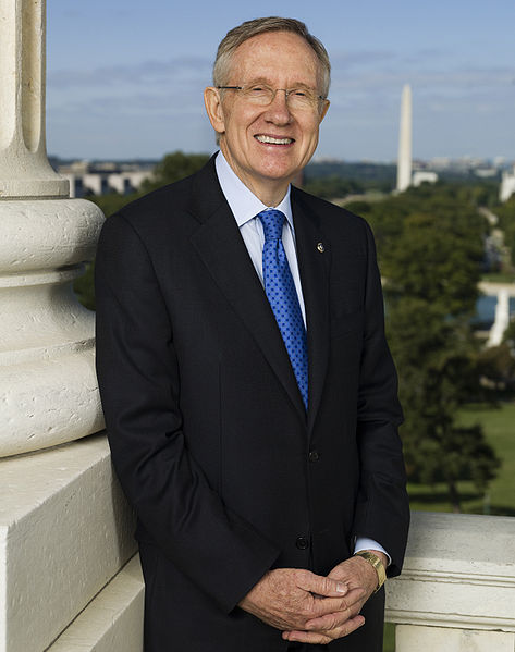 Harry Reid Senate Democrats Moves Toward Vote On Small Business Bill