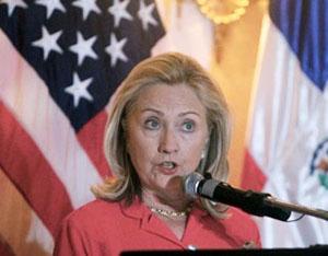 Hillary Clinton 9 SC