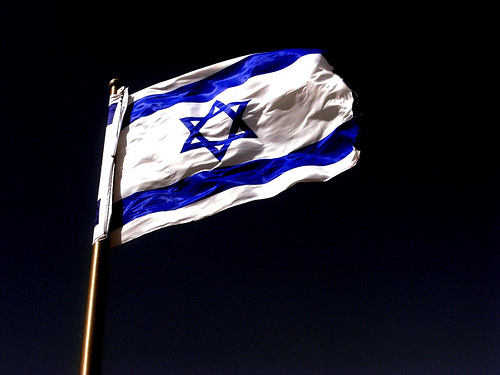 Israel flag SC Israel in the Balance