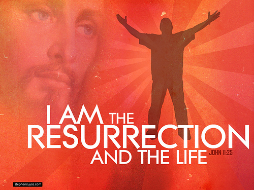 Jesus Resurrection Life SC Can anyone discover the meaning in life?