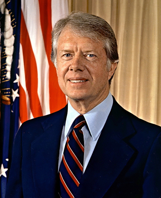 Jimmy Carter SC Why Do DNC Delegates Think Jimmy Carter Will Make Obama Look Good?