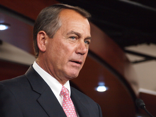 John Boehner SC Inside Boehners Strategy to Slow Walk Immigration to the Finish Line