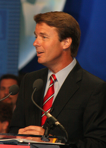 John Edwards speech SC
