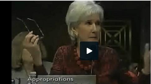 Kathleen Sebelius Speechless SC
