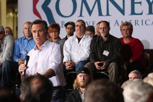 Mitt Romney 5 SC Romney Releases Ad As Part Of New Offensive