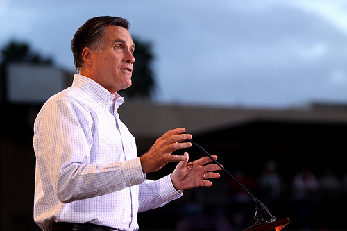 Mitt Romney speech 2 SC Team Romney wont rein in GOP nominee during third debate