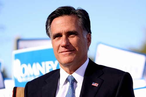 Mitt Romney with supporters 2 SC Why Romney Is The Only Option,Unfortunately