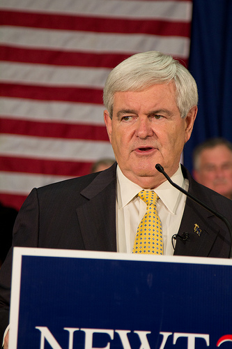Newt Gingrich speech 3 SC