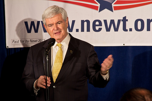 Newt Gingrich speech 4 SC Newt Nails It