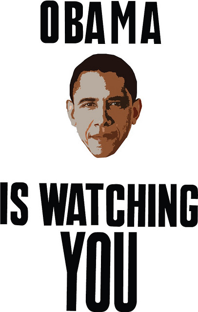 Obama Big Brother SC Hidden Government Scanners Will Instantly Know Everything About You From 164 Feet Away