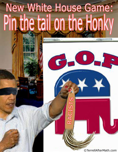 Obama GOP Racists SC Hes So Good, But Didnt You Hear? The Other Guys a Racist!